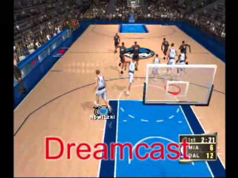 NBA 2k2 (Dreamcast vs PS2) In-Game Comparison - YouTube