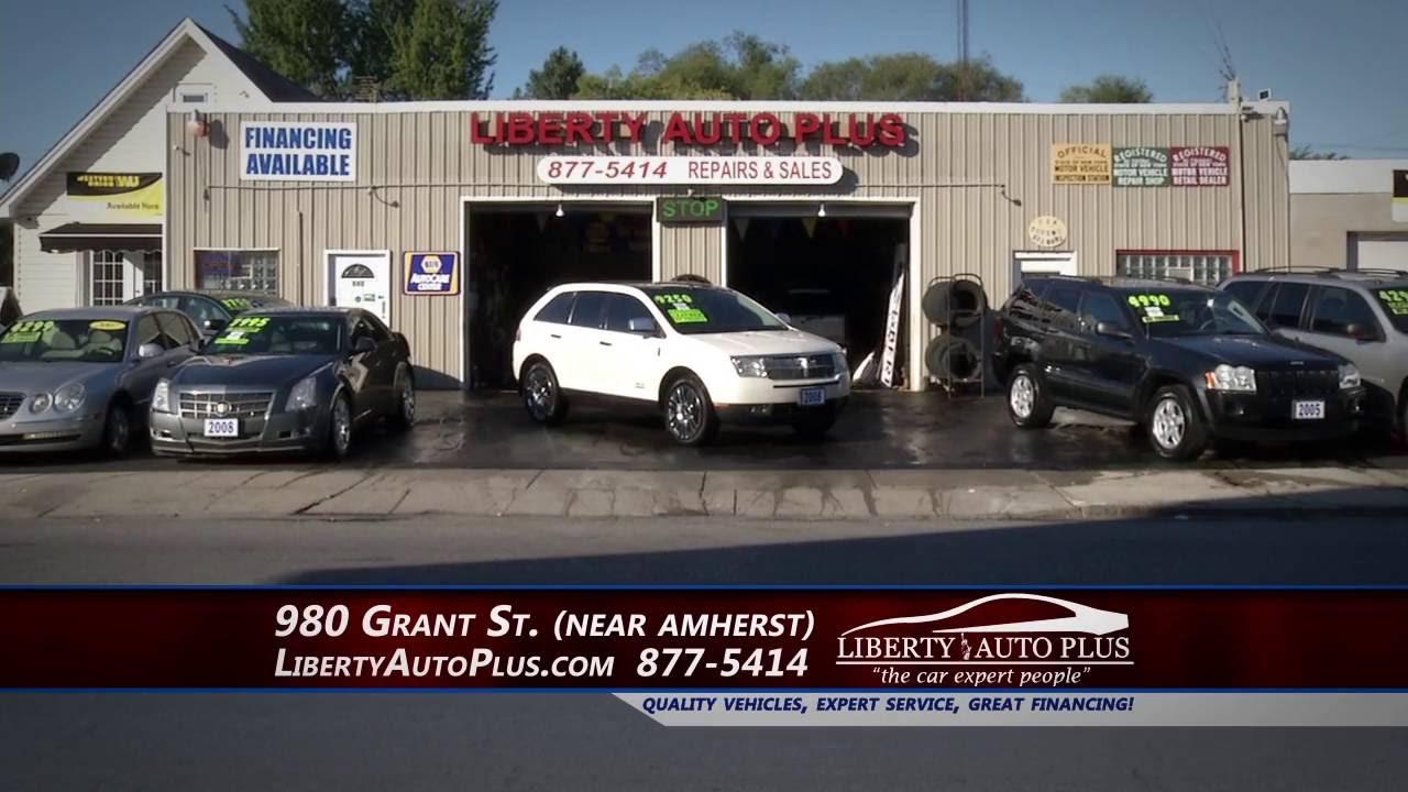 Liberty Auto Sales >> Liberty Auto Plus Sales New Sign 15 Youtube