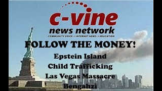 Trump Key ~ Follow the Money ~ Epstein to Child Trafficking to Clinton to Saudi to 9/11 and so on...
