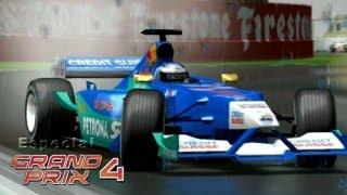 Especial Grand Prix - Grand Prix 4 (PC - 2002)   Flagamer S01E18