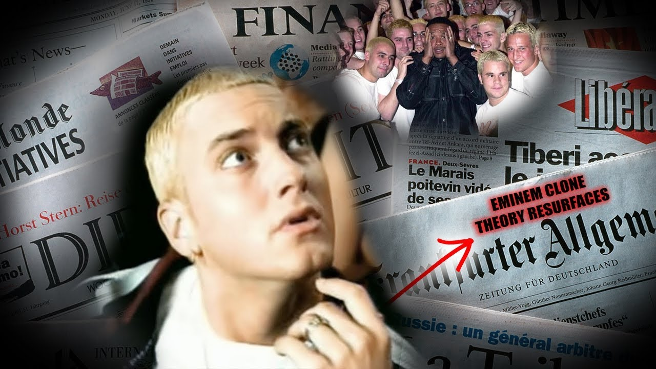 Eminem Death Hoax: Rapper Not Dead