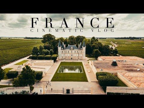 FRANCE TRAVEL FILM | DJI RONIN-S and Sony A7 III