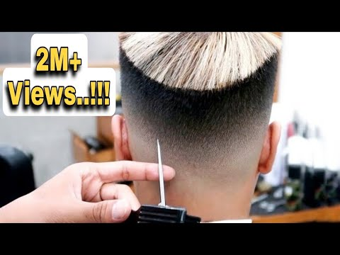 Perfect Skin Fade Mens Haircut Tutorial