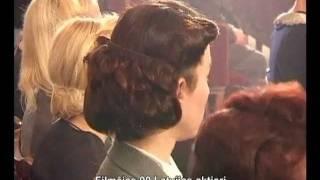 Съемки телевизионного сериала Облдрамтеатр в Риге