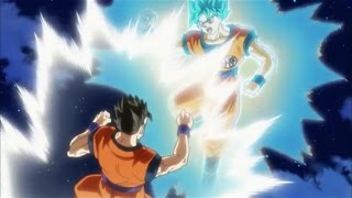 Dragonball Super episode 90 - Ultimate Gohan Vs Goku SSB How Strong Is He Now