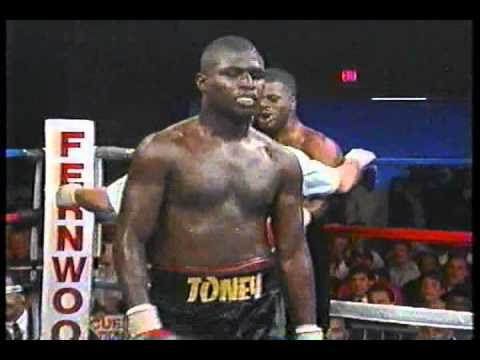 James Toney vs Ricky Thomas Part 3