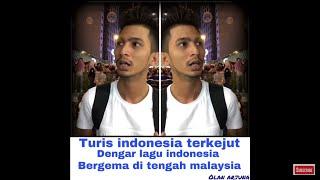 LAGU INDONESIA DITENGAH MALAYSIA