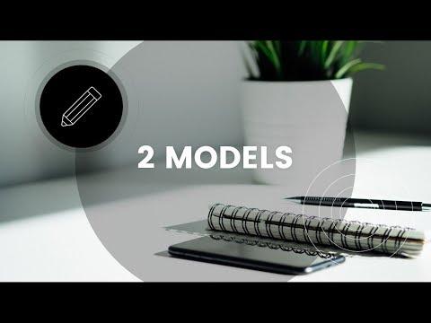 2 models of education