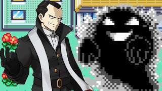 """""""President Giovanni & Suicidal People""""   Pokemon Outlaw Version (18+) • Episode 3"""
