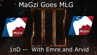 MaGzi Goes MLG --  3v3 1nD --  With Emre and Arvid