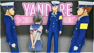 AYANO VA DERRIÈRE LES BARREAUX !!  - Yandere Simulator ♥️ ( Mise a jour )