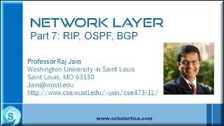 Routing Protocols: RIP, OSPF, BGP - Fundamental Concepts