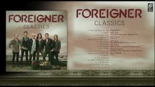 """The best of FOREIGNER - """"Foreigner Classics"""" Album Medley"""
