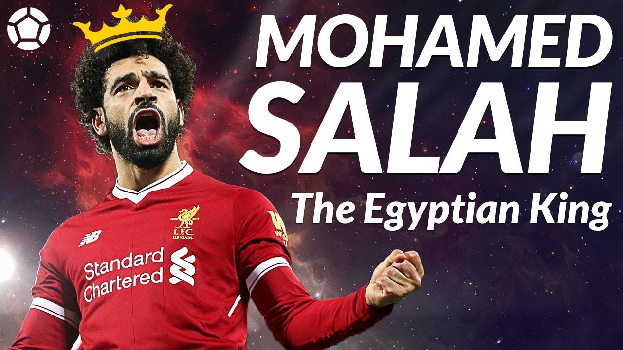 Image result for mo salah egyptian king