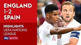 Download Video England 1-2 Spain | Highlights | UEFA Nations League MP3 3GP MP4