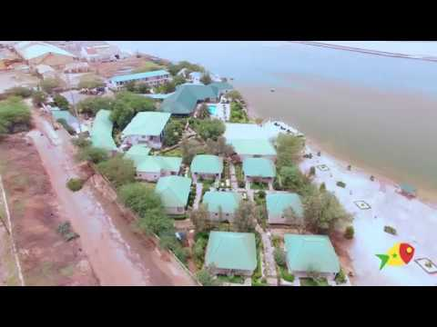 A la découverte du Sénégal vu du ciel comme un oiseau du...