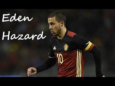 Eden Hazard ►Dribbling Skills & Goals ● 15-16 ● Belgium ● ᴴᴰ