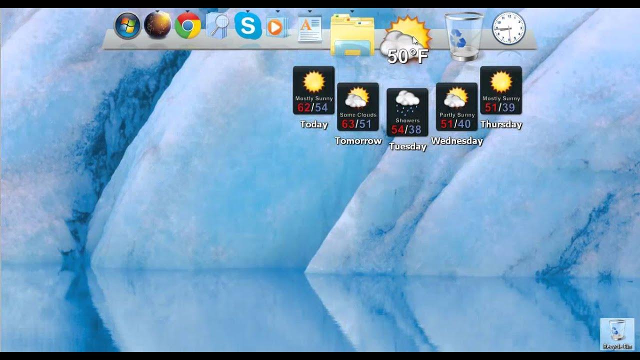 Docks Windows 8