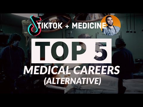 Top 5 Alternative Health Care Careers Today!