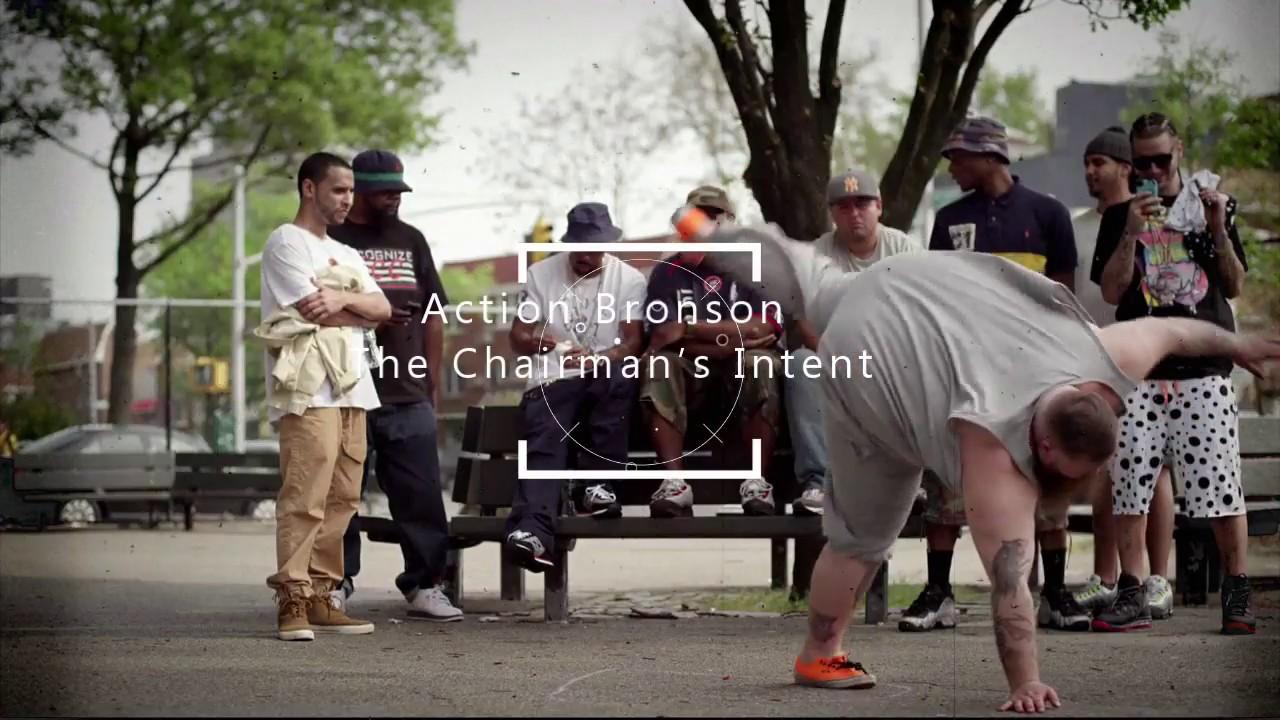 Action Bronson - The Chairman's Intent Lyrics