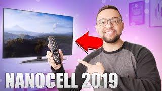 Lg Nanocell 55andquot 2019 A Tv Com Melhor Qualidade Que Ja Testei