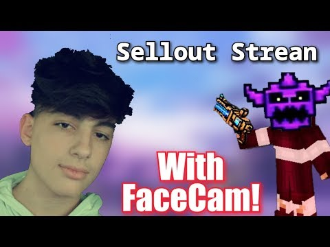 LIVE! Sellout Stream | (With FaceCam!) | Pixel Gun 3D Live Stream