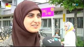 TVO News - «MUSLIMA | STOLZ & FREI» in Au-Heerbrugg sorgt für Gesprächsstoff