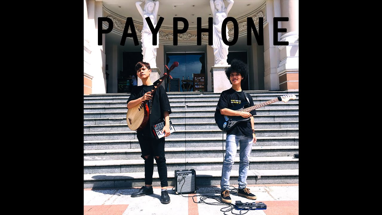 Payphone - Maroon 5 - Choppi & Quốc Việt Cover