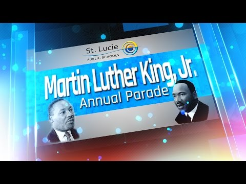 Martin Luther King Day Parade January 2017