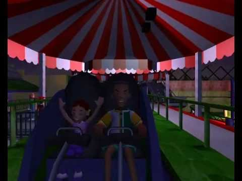 Rct3 The Joker Six Flags Mexico