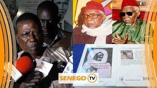 Livre du Pr Moustapha Samb sur Cheikh Ahmadou Bamba Mbacké…