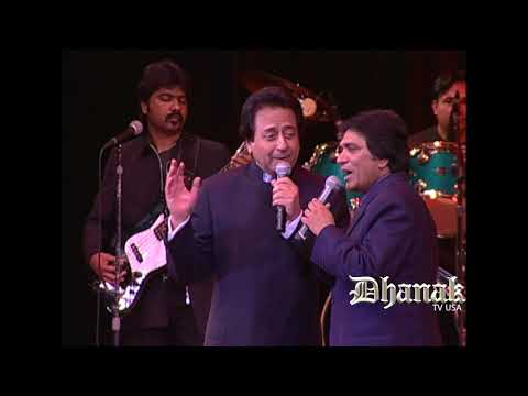 Nadeem & Moin Akhter (KoKo Corina) - Dhanak TV USA