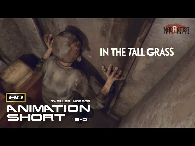 CGI Psychological Horror Animated Film | In The Tall Grass (Alexii Muftoll)