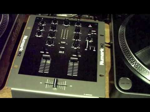 Virtual DJ Timecode Vinyl: Using an external Mixer (Serato timecoded vinyls)