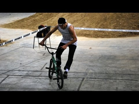 BMX tricks, bmx freestyle from SHOW ME Xtreme Sports 2014 ! Τρελα ποδηλατα !!!
