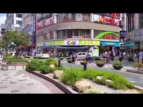 Exploring Samsan-dong (삼산동), Ulsan
