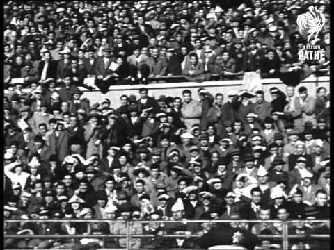 Turkey V. Hungary (1956)