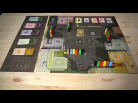 Настольная игра Очередь – объяснение правил игры