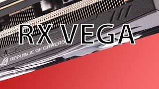 Кастомная RX VEGA от Asus, Core i7 8700K VS i7 7700K и Android 8. ХN#74