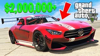 "GTA 5 *NEW* Mercedes AMG GT ""Schlagen GT"" $2,000,000+ Spending Spree! (GTA 5 Online DLC Update)"