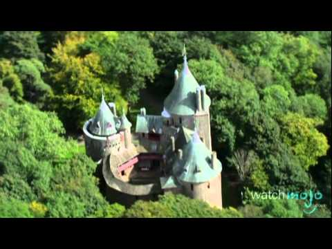 The Castles of Wales