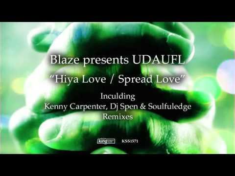 Kenny Bobien - Spread Love