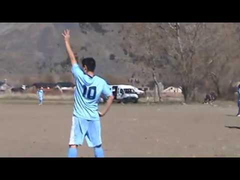 Deportivo Union del Valle (Trevelin)2 -Carpinteria modelo Esquel) 1