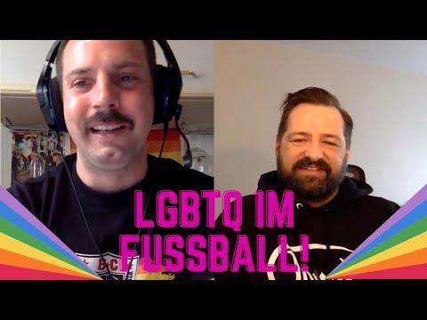 LGBTQ im Fußball mit dem DFB Beauftragten Christian Rudolph