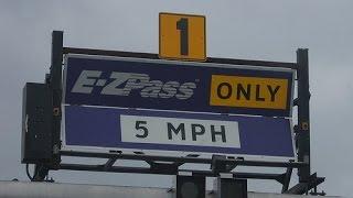 АМЕРИКА: E-ZPass - что будет, если не заплатить?