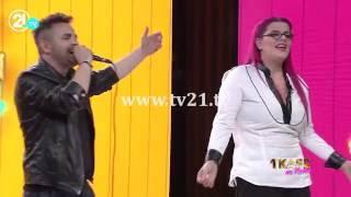 """Mentor Kurtishi - Moj dashnija jeme a je gjallë LIVE në """"1 Kafe me Mamën"""""""