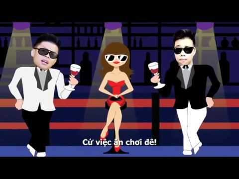 Gangnam Style chế chỉ có ở Việt Nam