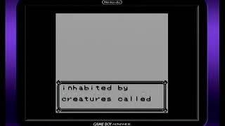 "Break ""predef commands"" Game Genie code (Pokémon Red and Blue)"