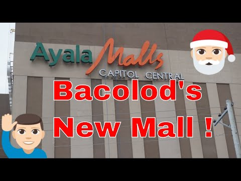 Tour of New Mall - New Ayala Mall in Bacolod