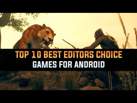 Top 10 Best Editor's Choice Games For Android 2019 | High Graphics (Online/Offline)